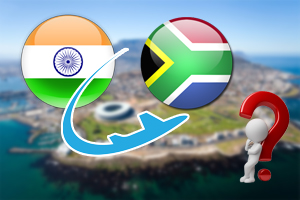Migrate to South Africa From India