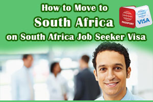 South Africa with Job Seeker Visa