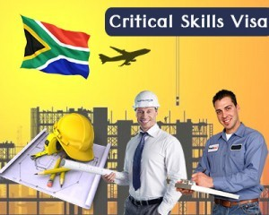 South Africa Critical skills Visa